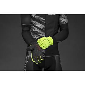 GripGrab Windster Hi-Vis Handsker Herrer, fluo yellow